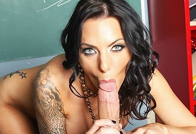 Picture Gallery of Juelz Ventura is a Strict and Sexy Teacher