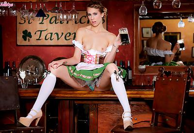 Picture Gallery of Stefanie Joy - Fancy A Pint?