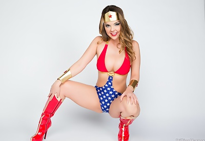 Picture Gallery of Dillion Harper is a sexual wonder woman