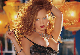 Playmate of the Month April 2002 - Heather Carolin