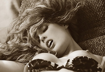 Melissa Jacobs Lovely Black and White