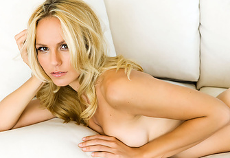 Crystal Klein is a natural beauty and is radiant with little to no makeup. See how sexy Crystal is in this casual Penthouse shoot as she relaxes around her home!