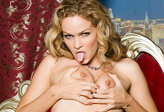Prinzzess is looking forward to a very special Valentine's Day - one where all of her wild, carnal fantasies gets fulfilled and a few new ones get realized!