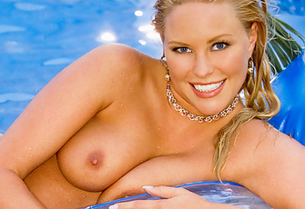 Playmate Exclusives October 2003 - Audra Lynn