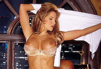 Playmate of the Month January 2003 - Rebecca Ramos