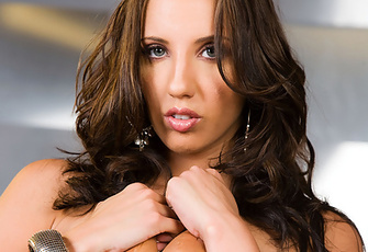 Kelly Divine shakes her big beautiful round ass and hips while spreading her butt cheeks after taking off her little slinky black cocktail dress!