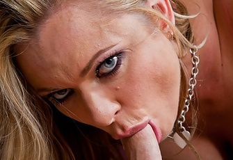 Briana Banks makes love with her son's friend