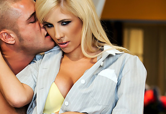 Tasha Reign and Danny Mountain in Hot Help