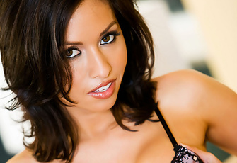 Lana Lopez finds a nice comfy spot on the floor where she wants you to join her and ravish her hot naked Latina body.