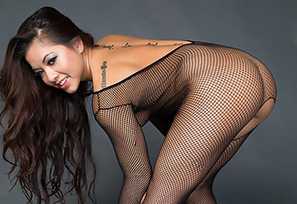 Asian Morgan Lee Body Stocking